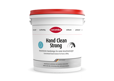Poza Hand Clean strong 2